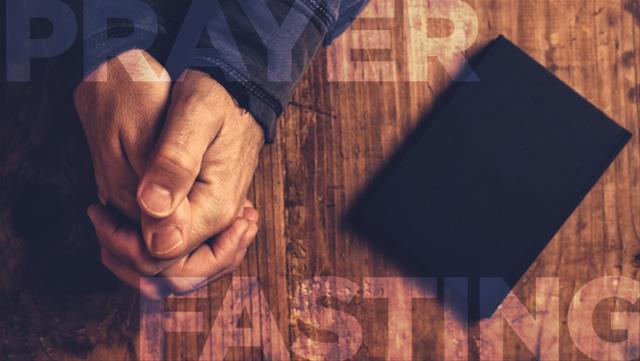 Praying & Fasting