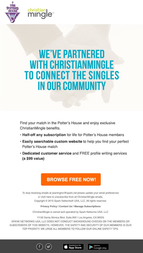 christian mingle ca