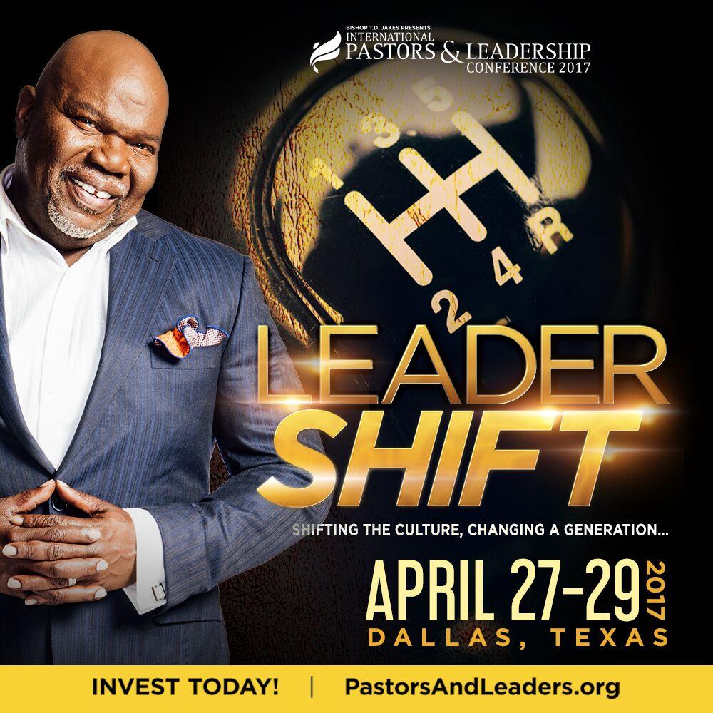 International Pastors & Leaders Conference 2017