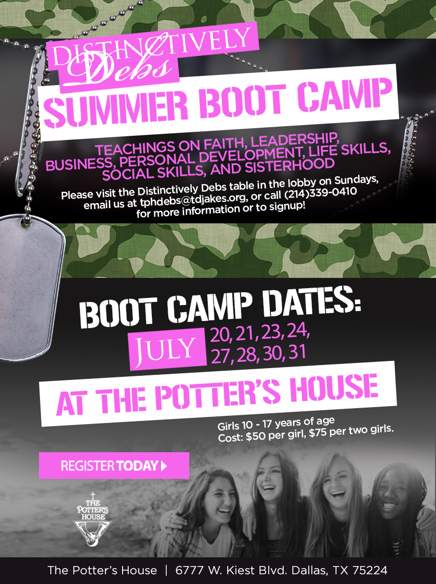 debs bootcamp