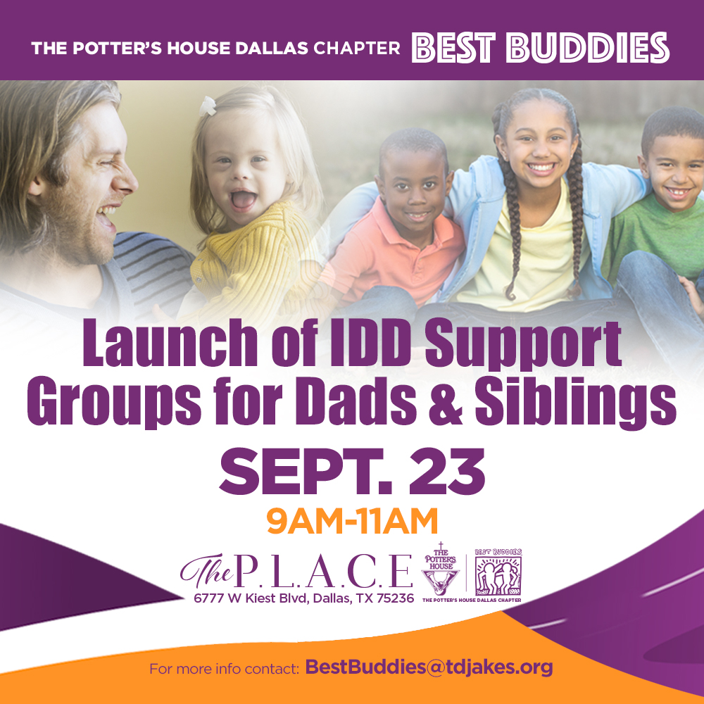 Best Buddies IDD Family Support Group