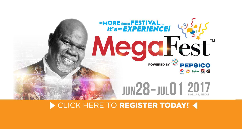 Register For MegaFest 2017