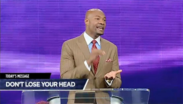 Sunday Service: Don't Lose Your Head - Pastor Keion Henderson