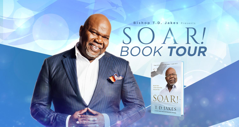 SOAR Book Tour