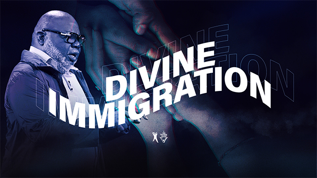 Divine Immigration