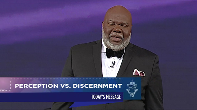 Perception Vs. Discernment