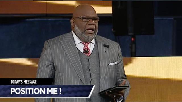 """Sunday Service Rebroadcast: """"Position Me"""""""