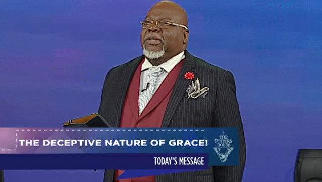 The Deceptive Nature of Grace